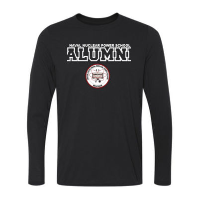 NNPS Alumni - Mare Island - Long Sleeve Ultra Performance 100% Performance T Shirt Thumbnail