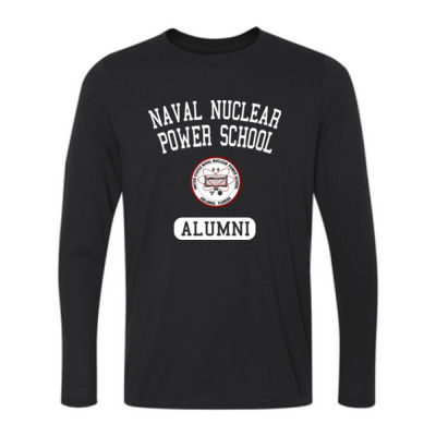 Naval Nuclear Power School Orlando Alumni (Vertical) - Ladies Long Sleeve Ultra Performance 100% Performance T Shirt Thumbnail