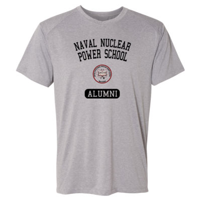 NNPS Alumni - Mare Island (Vertical) - (S) Kinergy Training Light Color Tee Thumbnail