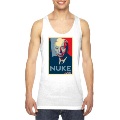Rickover Contemporary Nuke - American Apparel Unisex Sublimation Tank Thumbnail