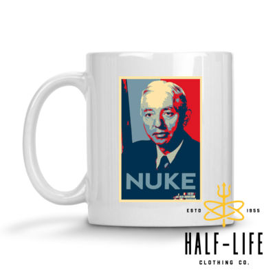 Rickover Contemporary Nuke - 11 oz Ceramic Mug (HLCC1) Thumbnail